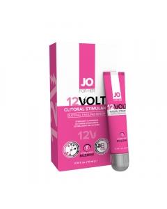 Gel estimulante femenino JO 12 Volt 10ml