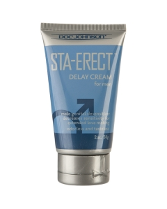 Doc Johnson Crema Retardante Sta-Erect 56gr
