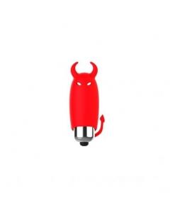 Bala Vibradora Mini Devil Estimulador de Clítoris